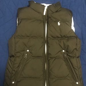 Polo Ralph Lauren Toddler Winter Vest